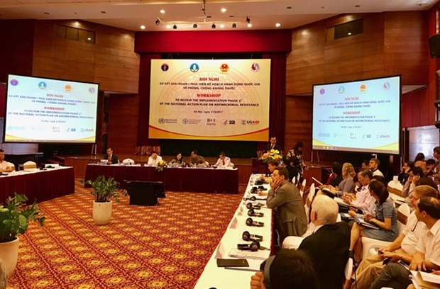 Stronger action needed to combat antimicrobial resistance hinh anh 1