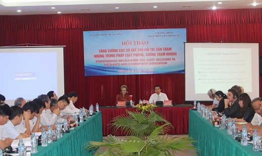 Corrupt asset reclamation needs stronger mechanisms hinh anh 1