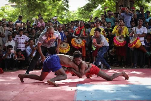 Cambodia: Tourists increase during Phchum Ben festival hinh anh 1
