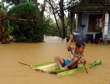 Child-centred disaster risk reduction key to protect children: UNICEF official hinh anh 1