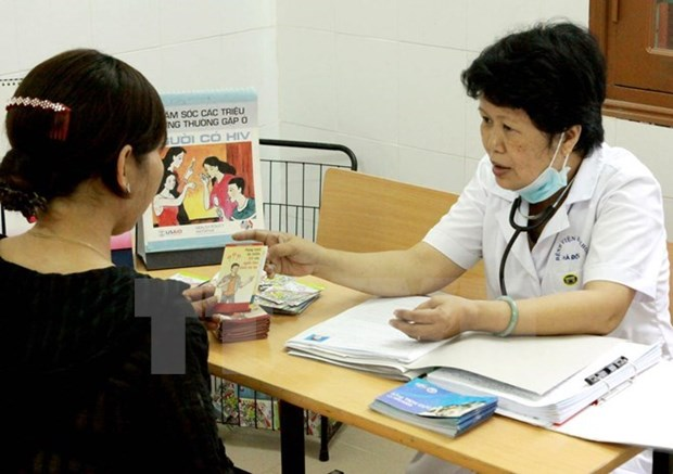 Mother-to-child HIV transmission preventive measures prove effective hinh anh 1