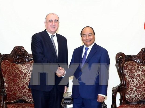 Vietnam-Azerbaijan diplomatic ties marked in Ba Ria-Vung Tau hinh anh 1