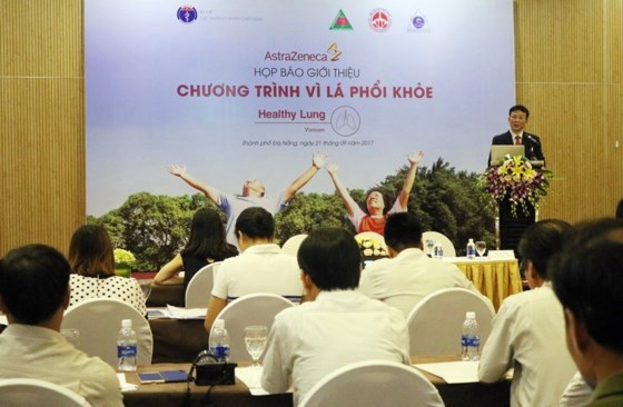 Programme launched to support lung disease treatment hinh anh 1