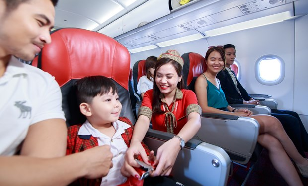 Vietjet offers saving tickets on Vietnam-Taiwan routes hinh anh 1