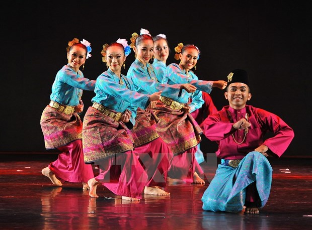 International dance festival wraps up in Ninh Binh hinh anh 1