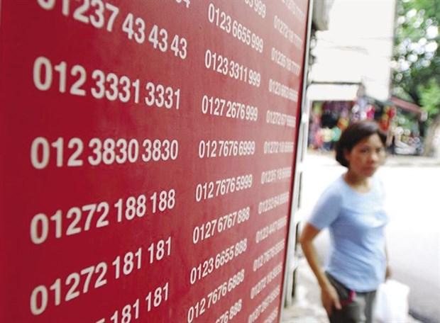 Three telecom giants test mobile number portability hinh anh 1