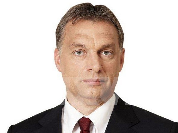Hungarian Prime Minister starts official visit to Vietnam hinh anh 1