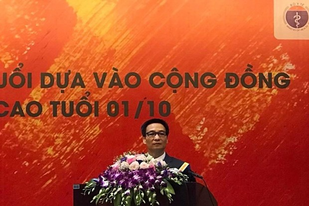 Deputy PM: Health care, role of the elderly should be improved hinh anh 1