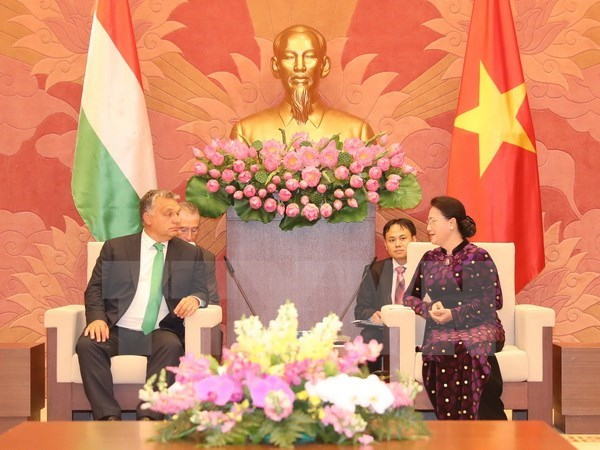 Hungary willing to share e-government building experience with VN hinh anh 1