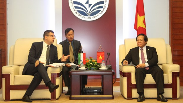 Vietnam, Hungary step up ICT cooperation hinh anh 1