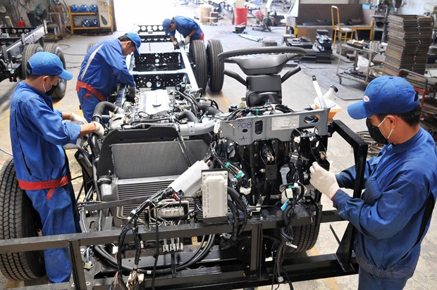Vietnam auto demand catches up with regional countries: FTCR hinh anh 1