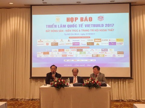HCM City to host int'l property, architecture expo hinh anh 1