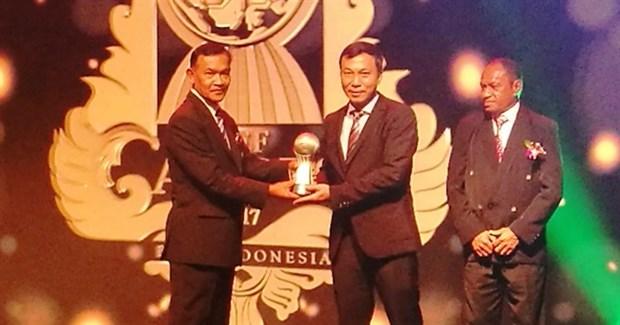 Vietnam honoured at AFF Awards hinh anh 1