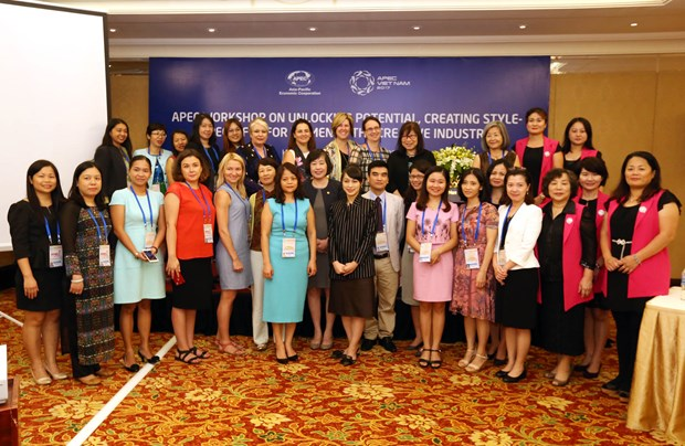 Vietnam has advantages for creative industries to develop: specialist hinh anh 1