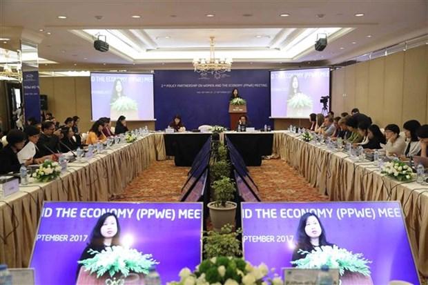 APEC policy partnership promotes women's economic participation hinh anh 1