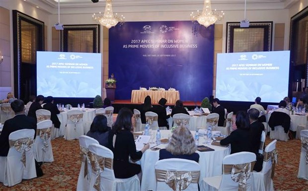 Women's participation in inclusive business crucial: official hinh anh 2