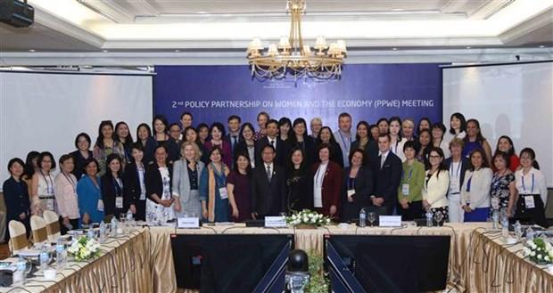 APEC policy partnership promotes women's economic participation hinh anh 2