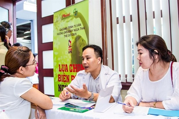 Workshop raises awareness of proactive contraception hinh anh 1