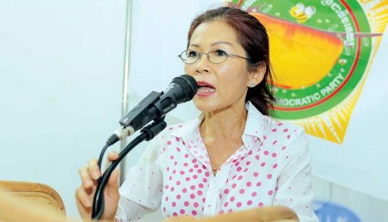 Cambodian political parties hold congresses hinh anh 1