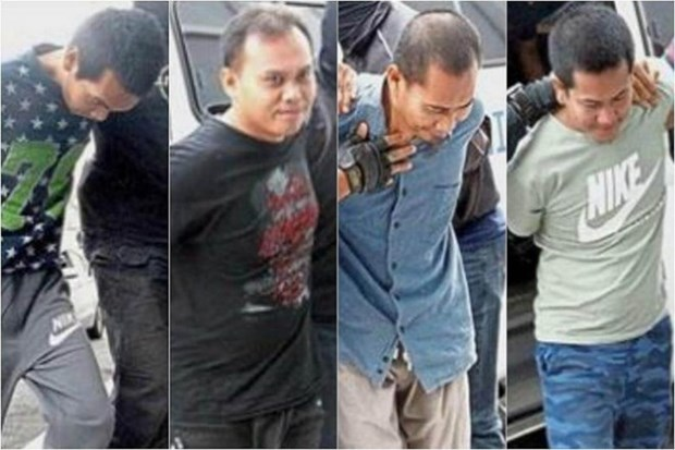 Malaysia: Four charged with attack plan at SEA Games 29 hinh anh 1