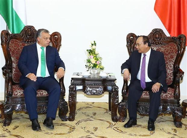 Hungarian Prime Minister Viktor Orban concludes Vietnam visit hinh anh 1
