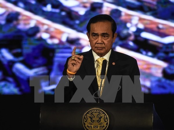 Thai PM Prayut Chan-o-cha to visit US in October hinh anh 1