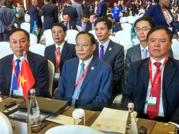 Vietnam attends Interpol General Assembly in China hinh anh 1