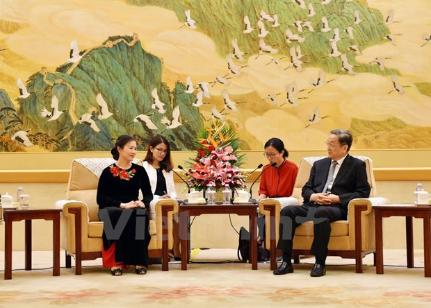 Vietnam, China boost front collaboration hinh anh 1