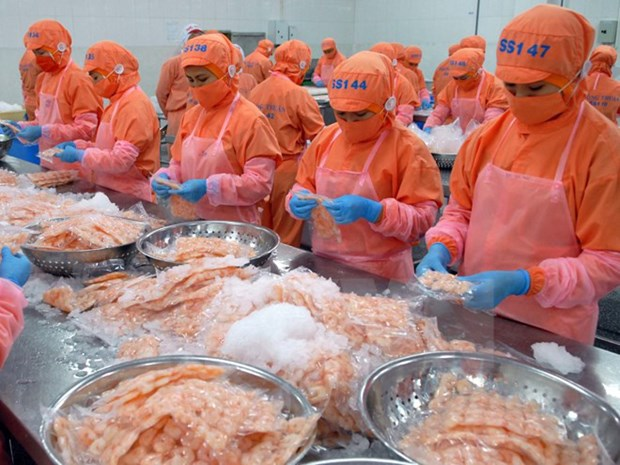 Aquatic exports hit 5.91 billion USD in nine months hinh anh 1
