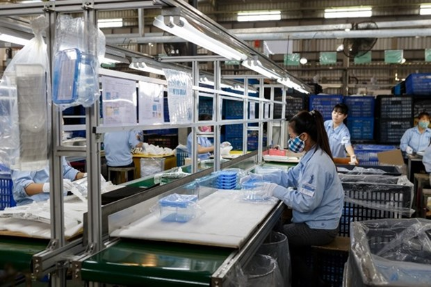 8.600 new enterprises established in September hinh anh 1