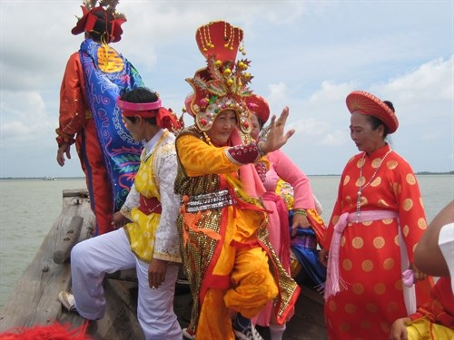 Nghinh Ong Festival in Can Gio returns with bigger scale hinh anh 1