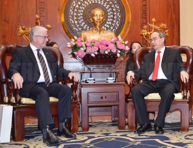 Vietnam-Australia trade ties thriving hinh anh 1