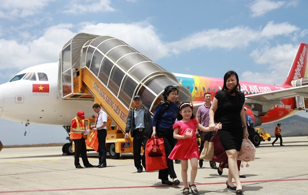 Vietjet launches ticket promotion ahead Tet hinh anh 1