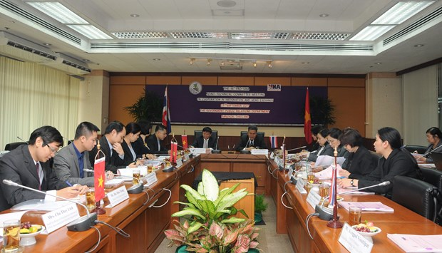 VNA, PRD agree to boost news exchange cooperation hinh anh 1