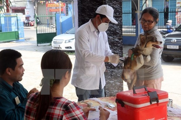 Bac Giang meeting responds to World Rabies Day hinh anh 1