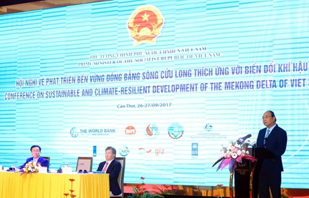 PM asks Mekong Delta to develop smart, sustainable agriculture hinh anh 1