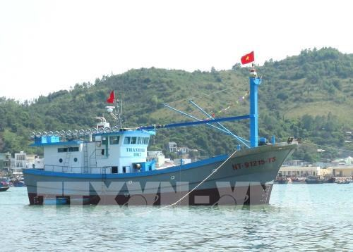 Central fishermen modernise offshore fishing vessels hinh anh 1