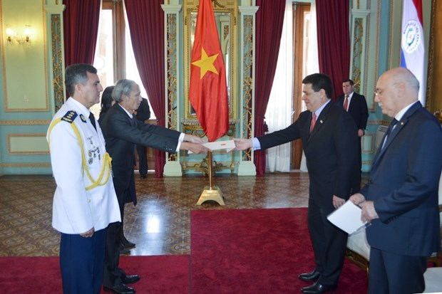 Vietnam, Paraguay agree to foster bilateral relations hinh anh 1