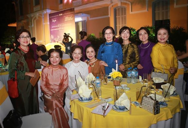 Vietnam's traditional culture introduced to APEC guests hinh anh 2
