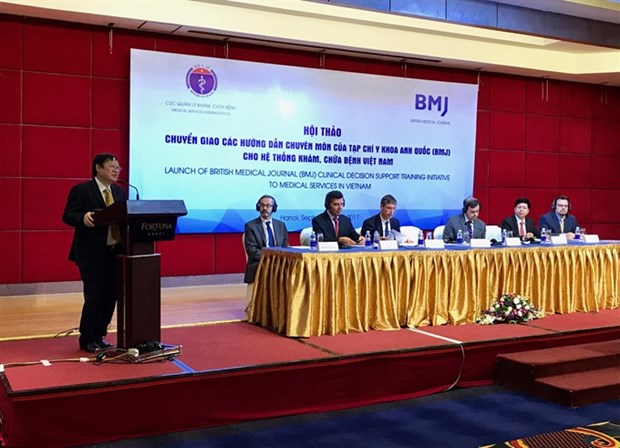 Initiative to improve professional skills of Vietnamese doctors hinh anh 1
