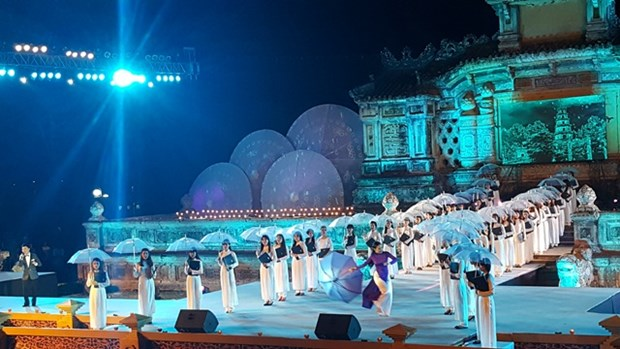 Hue Festival 2018 highlights five local World Heritage items hinh anh 1