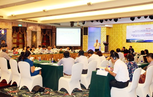 Conference highlights indicators for green economy in Vietnam hinh anh 1
