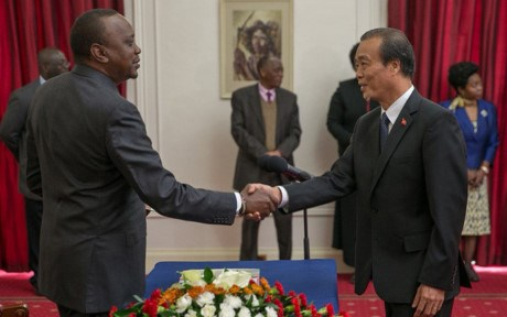 Kenya wants to foster cooperation with Vietnam hinh anh 1