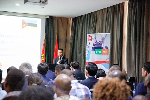 Vietnamese, Mozambique firms seek closer partnership hinh anh 1