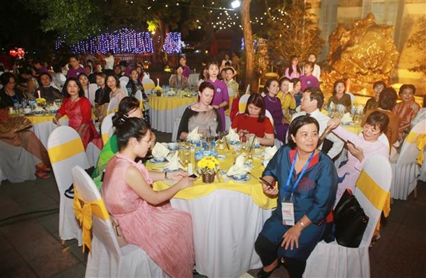 Vietnam's traditional culture introduced to APEC guests hinh anh 1