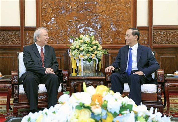 President: Vietnam ready to bridge Bulgaria-ASEAN relations hinh anh 1