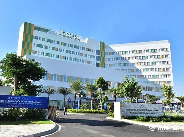 VinGroup puts into operation biggest private hospital in Da Nang hinh anh 1