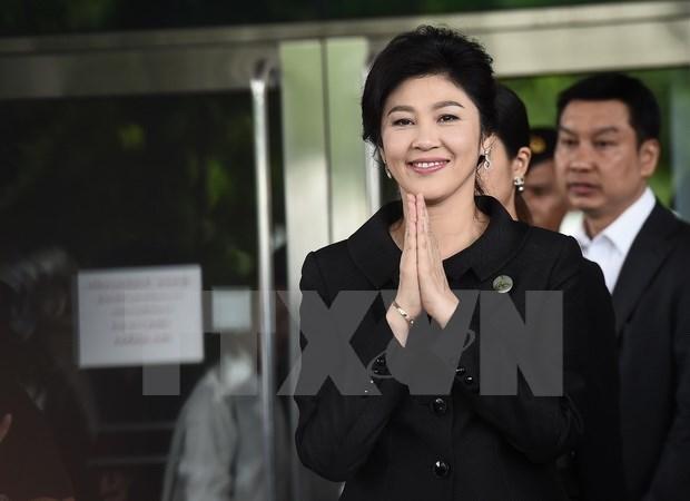 Thai PM confirms Yingluck Shinawatra in Dubai hinh anh 1