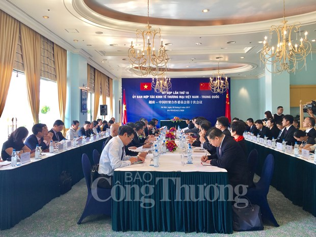 Vietnam, China seek measures to balance trade hinh anh 1