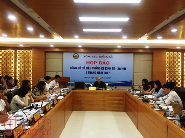 GSO: Vietnam's GDP expands 6.41 pct in nine months hinh anh 1
